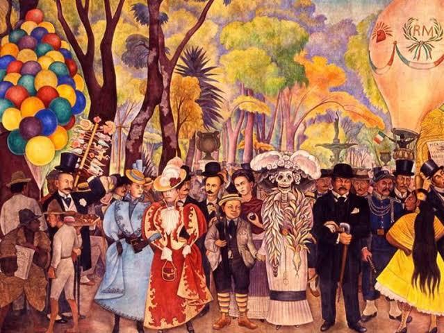 La exposición Juegos, sueños y una tardeada en la Alameda
